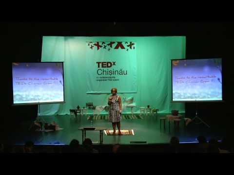 "TEDxChisinau - Kyra GAUNT - What is your ""tour de France?"""