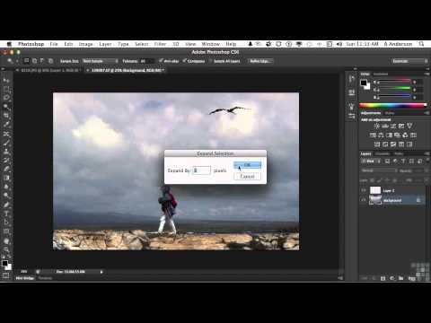 Adobe Photoshop CS6 Tutorial | Looking at Photoshop Pt 1 | InfiniteSkills