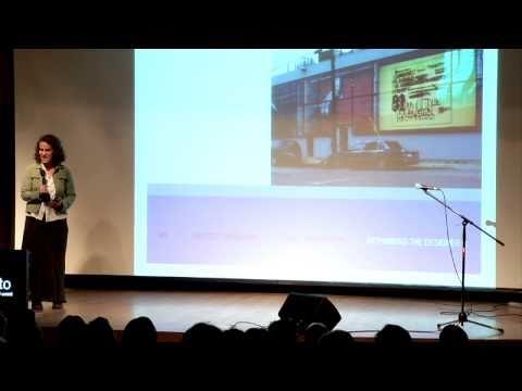TEDxSacramento - Robyn Waxman (F.A.R.M.) - Design as Protest