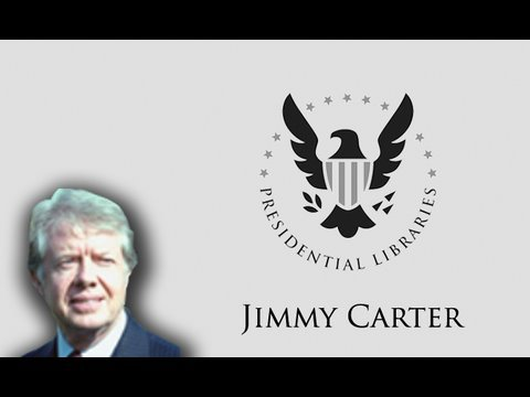 The Jimmy Carter Presidential Library - Jay Hakes