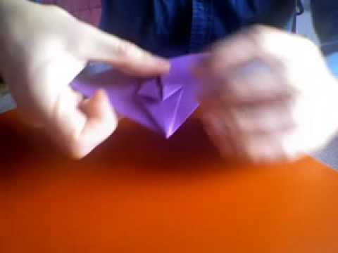 Flapping Bat Origami