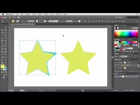 Illustrator CS6: Adding gradients to stroke lines | lynda.com tutorial