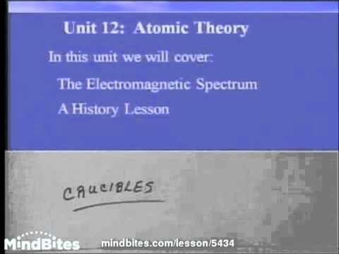Chemistry Fundamentals: Atomic Theory 3