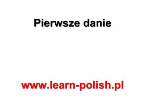 Basic Survival Polish Lessons. Lesson 19. Poolse Video Les.