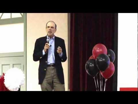 Thinking about the unsinkable: Edward Tenner at TEDxRutgers