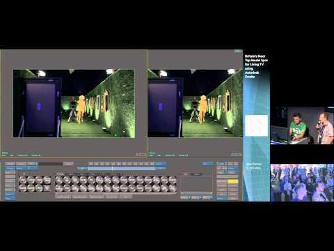 Sr. VFX Artist, Britain's Next Top Model Spot for Living TV using Autodesk Smoke