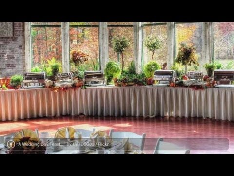 Wedding Reception: Accommodating Alternative Diets