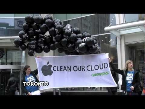 Cleaning the Cloud Around the World