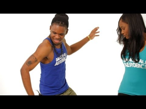 How to Do the Rubba Bounce | How to Dance to Reggae Dancehall