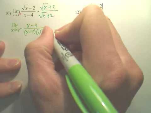 1.4b Continuity Practice - Calculus
