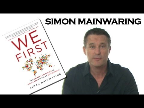 What I Speak About At Corporate Events with Simon Mainwaring