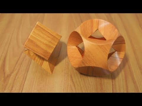 Wooden Origami? (Not a tutorial)