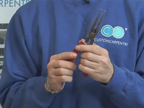 How To Operate Cutting Pliers