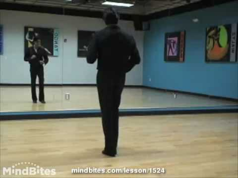 Salsa Dancing - Salsa Footwork: Triple Syncopations (on2)