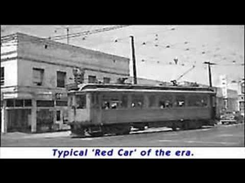 Streetcars Inspire Good Posture in L.A. Schools: Early 1950s