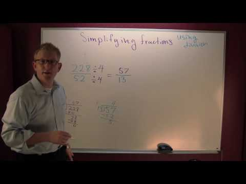 simplifying using division.mov