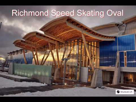 Inventor of the Month StructureCraft Uses Inventor to Design Richmond Olympic Oval