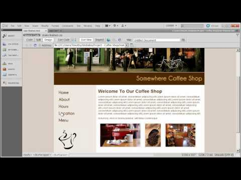 Project 3 - Somewhere Coffee Shop - Part 3