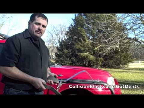 Dent Removal: How To Use a Slapping File For Repairing Dents