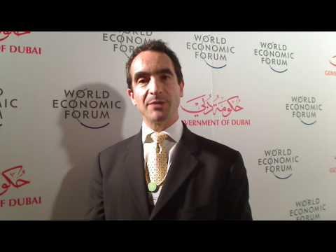 Dubai 2009 Global Agenda Summit - Michael Liebreich
