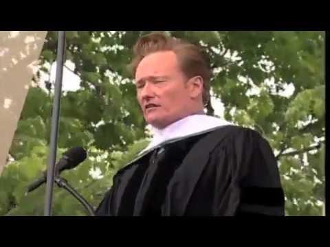 Conan Obrien Dartmouth 2011 Part 1