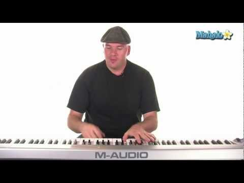 "How to Play ""Break Your Heart"" by Taio Cruz on Piano"