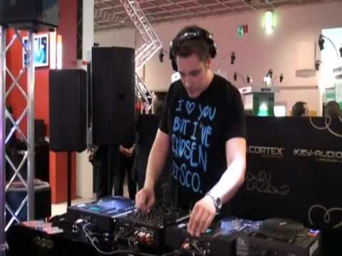 Frankfurt Musikmesse video 4, 2010