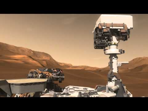Mars Curiosity Rover Update (Aug. 10, 2012)