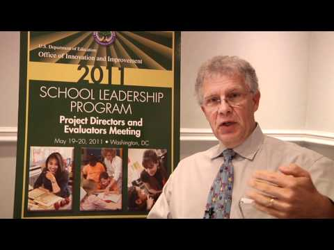 George White (Lehigh University) talks about School Leadership