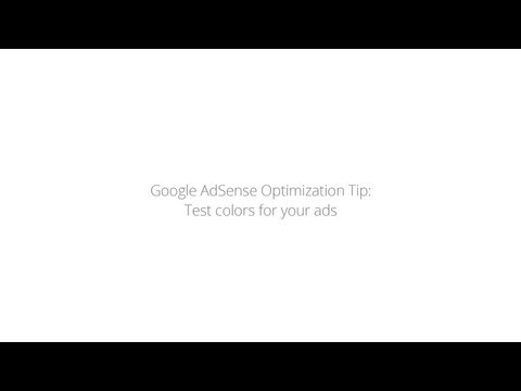Optimization Tip: Test colors for your ads