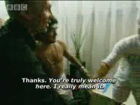 Gary Lineker's finds Diego Maradona in Argentina - BBC