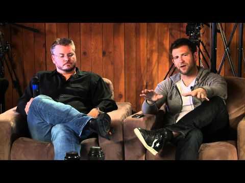 HDDSLR Cinema with Vincent Laforet: 6:00 pm - Bonus: Vincent Laforet & Chase Jarvis Chat