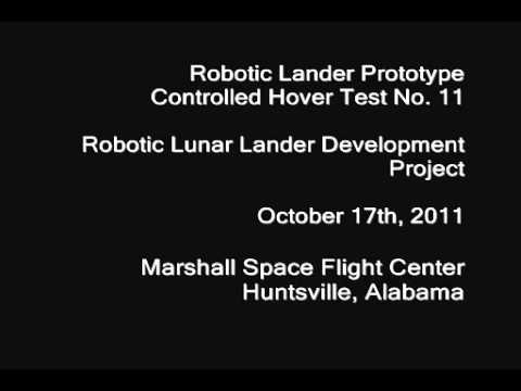 Robotic Lander Completes Multiple Outdoor Flight