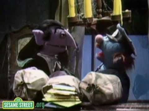 Sesame Street: The Count - Mailbags 1 to 12