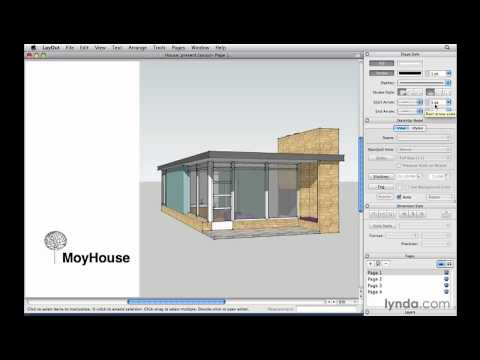 Google SketchUp: Important Mac and PC differences | lynda.com