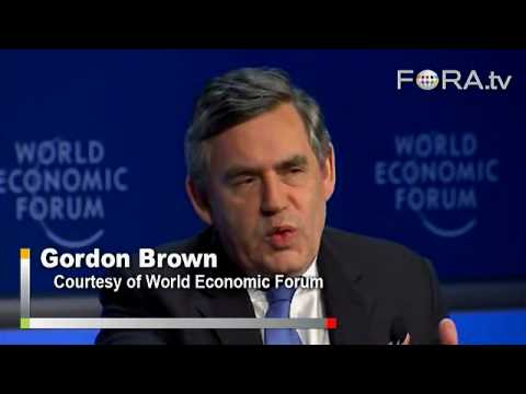 Gordon Brown: Recession a 'Crisis of Confidence'