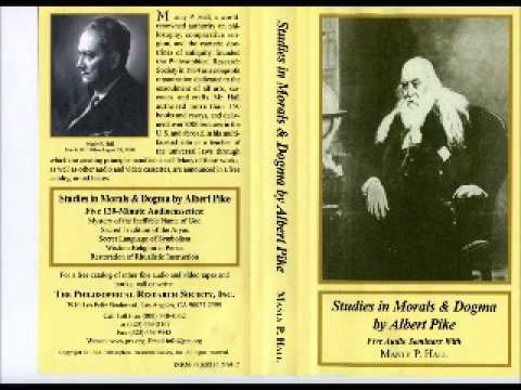 Mystery of the Ineffable Name of God - Studies in Morals & Dogma by Albert Pike