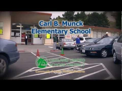 Carl Munck Elementary Shining Light Video (OUSD)
