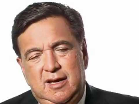 Bill Richardson: Reaching Across The Aisle
