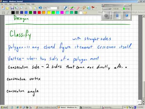 notes 14 geometry