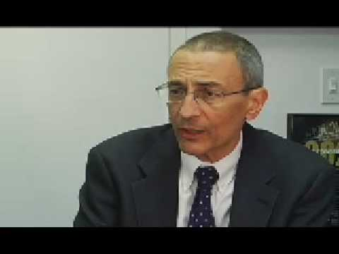Obama Transition: CAP's John Podesta Talks with ...