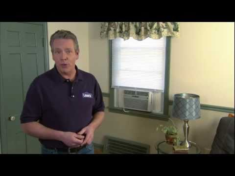 How To Install a Window AC Unit