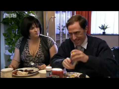 Awkward breakfast - Gavin & Stacey - BBC comedy