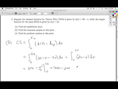 Applied Calculus Checkpoint Quiz 06 Part 2 of 3