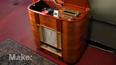 Maker to Maker - Giant iPod on MAKE: television