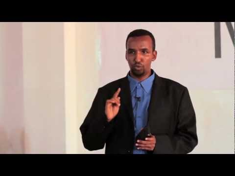 Starting a university in Mogadishu: Hassan Mohamed at TEDxMogadishu
