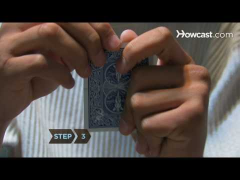 How to Do the Torn and Restored Card Trick