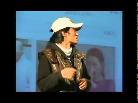 TEDxPusan - Kim junghwan - One-man media blogging, Twitter journalism
