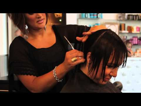 How to Do a Bob Cut