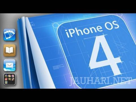 How To Get 4.0 OS Firmware Features on your iPhone & iPod Touch